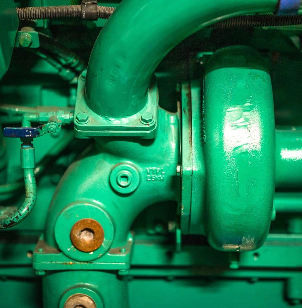 Generator Spare Parts - Diesel, Caterpillar, MTU | TSF Power